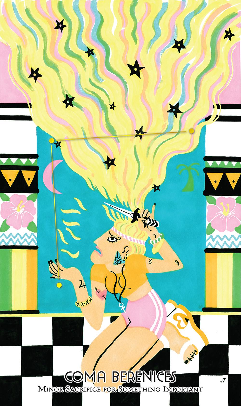 """Coma Berenices"" by Jenny Zych"