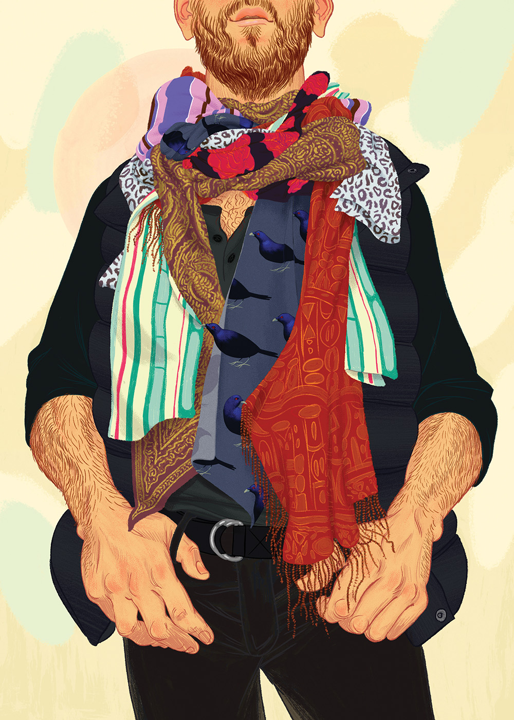 """Dandy Bro"" by Michael Marsicano"