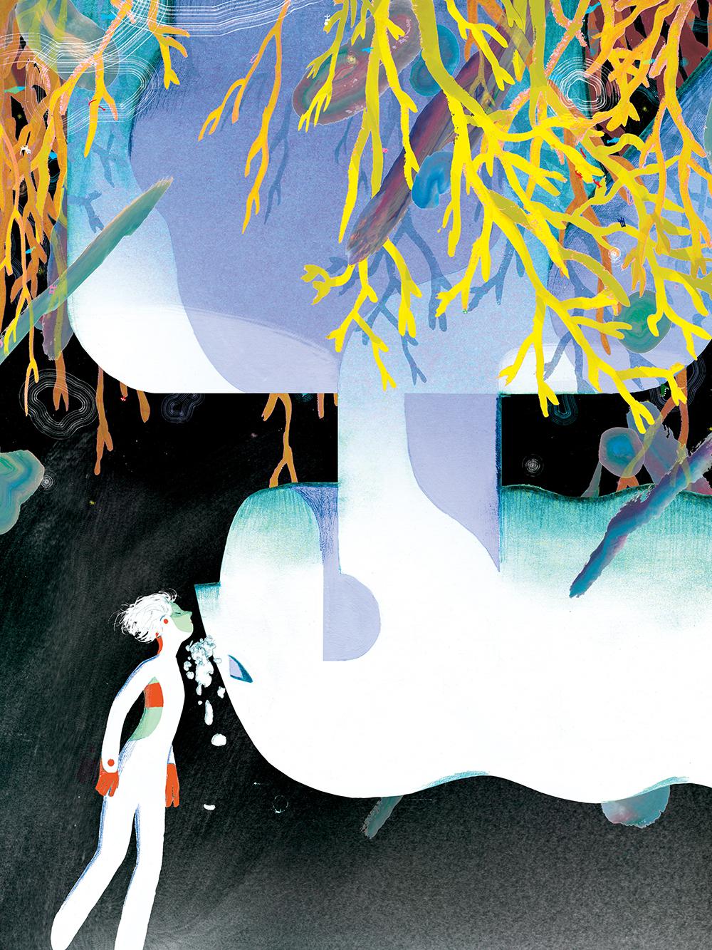 """""""Bacteria"""" by Linda Yan"""