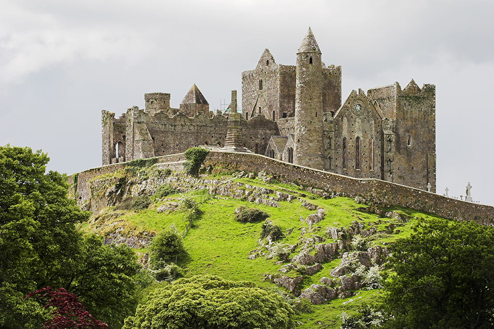 Rock of Cashel, Waterford, Ireland