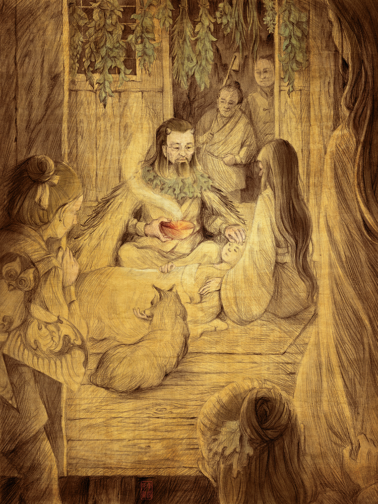 """Healer"" by Cornelia Li"