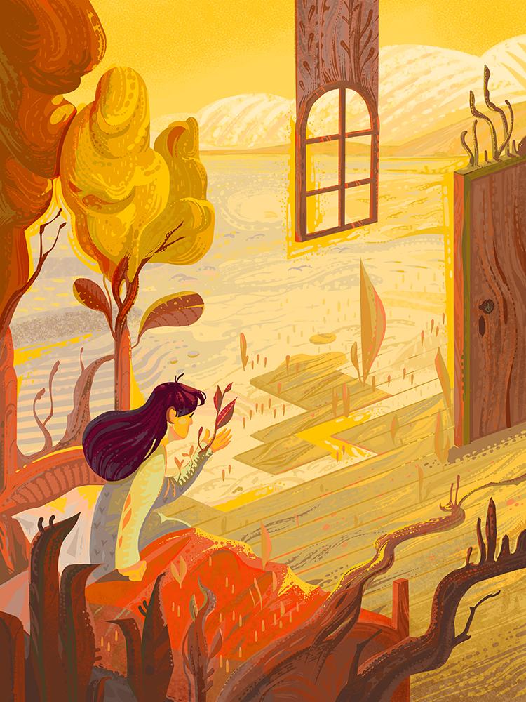 """""""Awakening"""" by Alyssa Winans"""