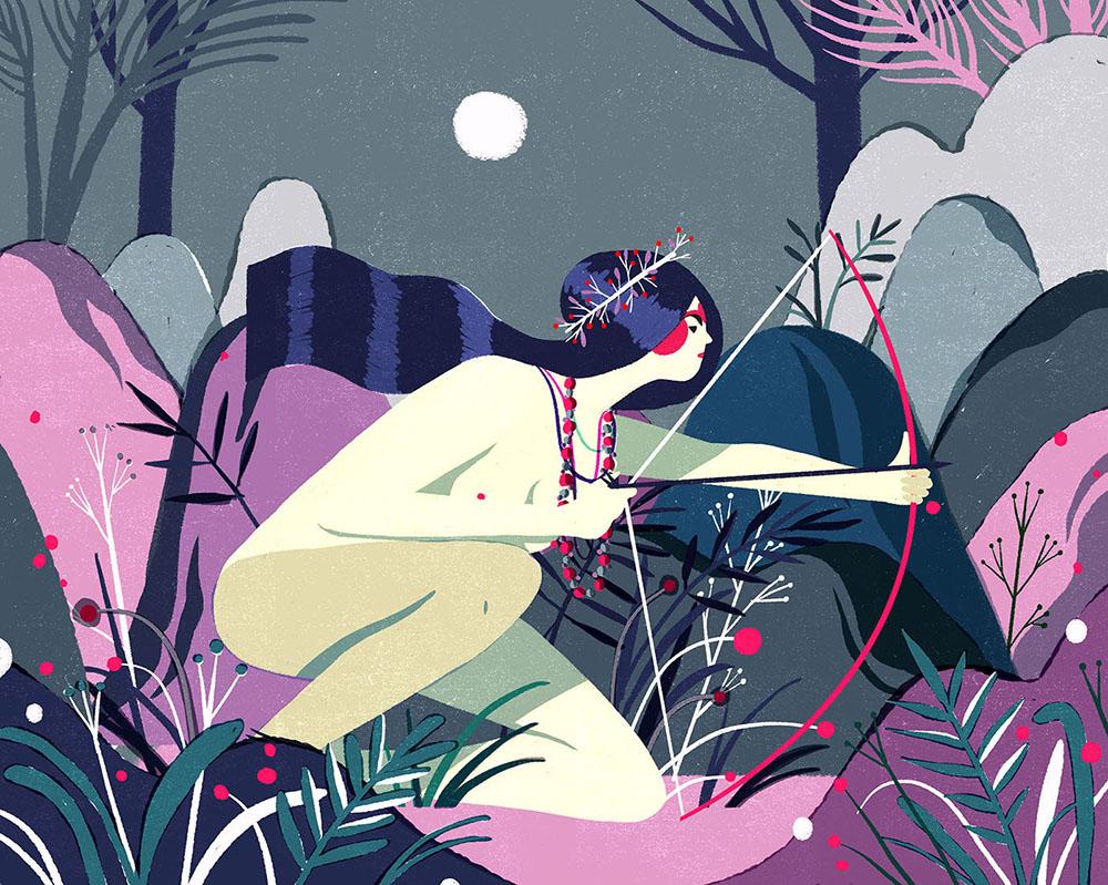 Geraldine Sy's work  Mayari