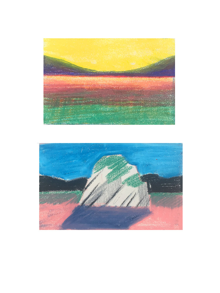 """Color Studies"" by Julianna Brion"