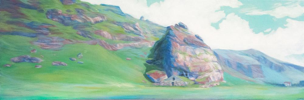"""""""Rútshellir Cave"""" by Rebecca Olene"""
