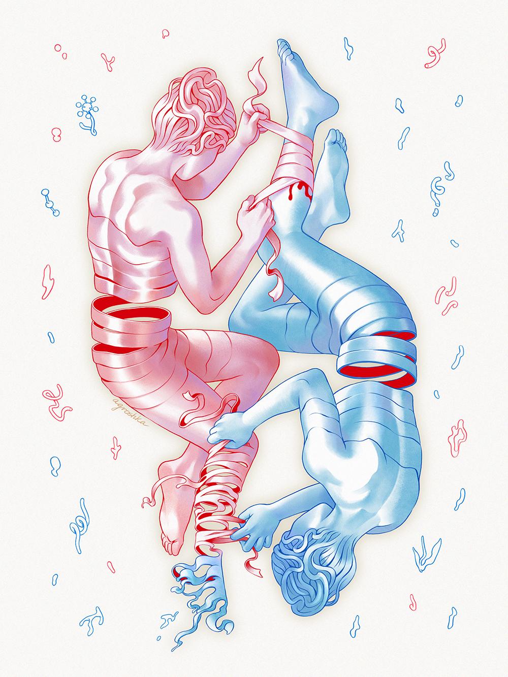 """""""Designer Genes"""" by Agnieszka Grochalska"""