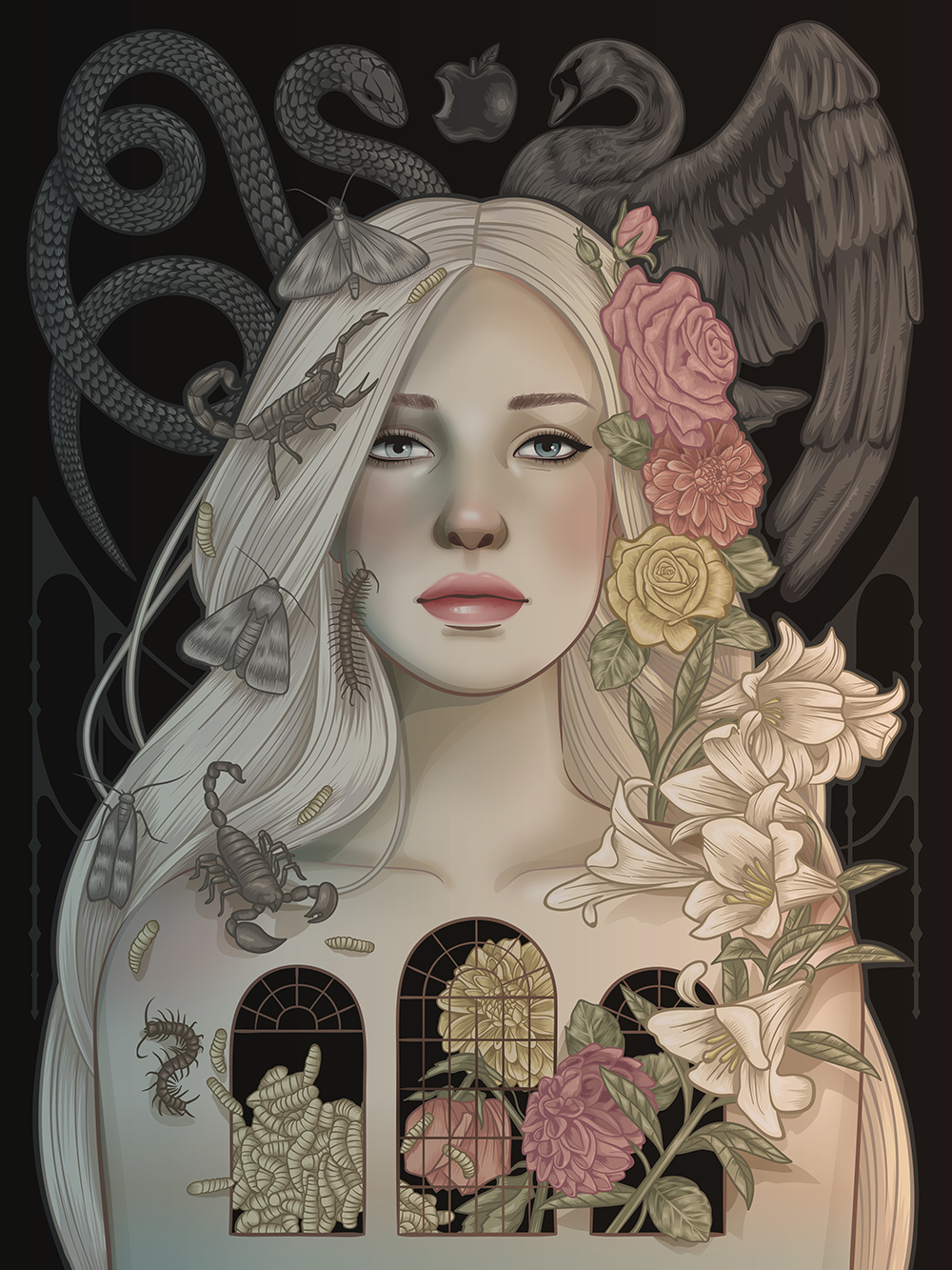 """Flourish or Perish"" by Kelly Wagner"