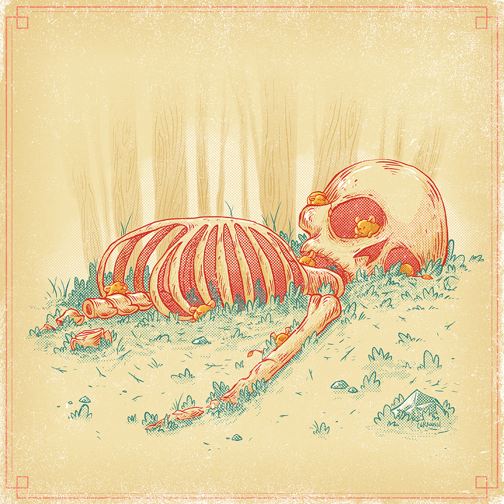 """Bone Sweet Bone"" by Sylvain Calvez"