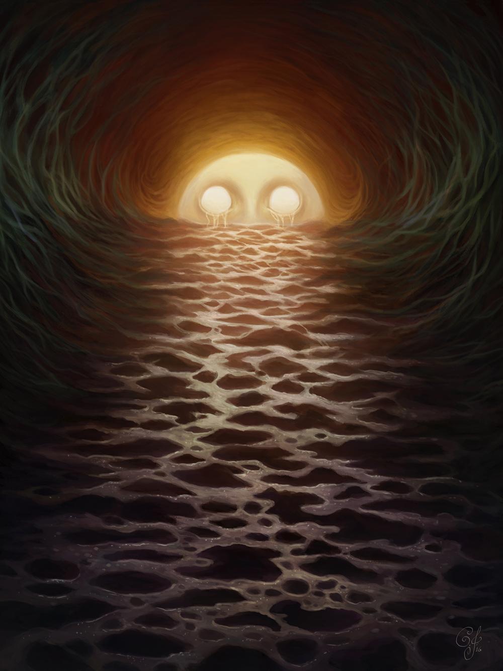 "21) ""Eyes of the Sun"" by Caroline Jamhour"