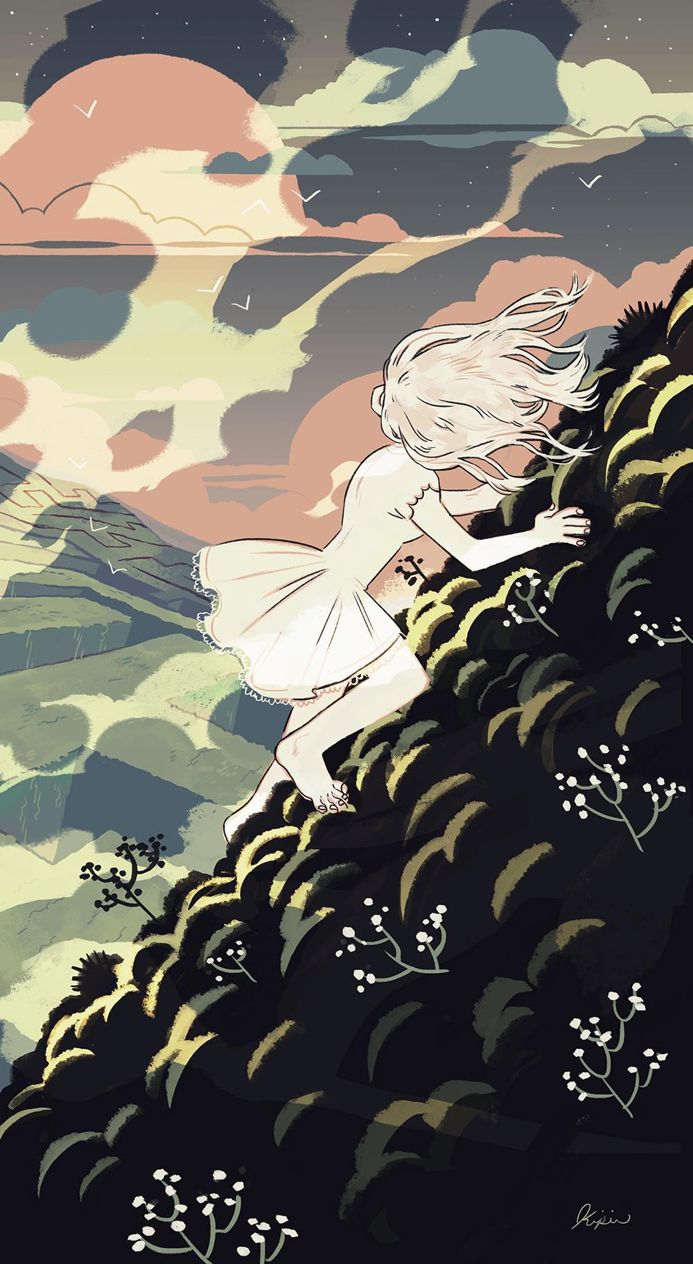 """71) """"The Maze"""" by Sara Kipin"""