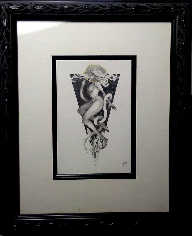 "51) ""Midnightmares"" by Malisa Suchanya"