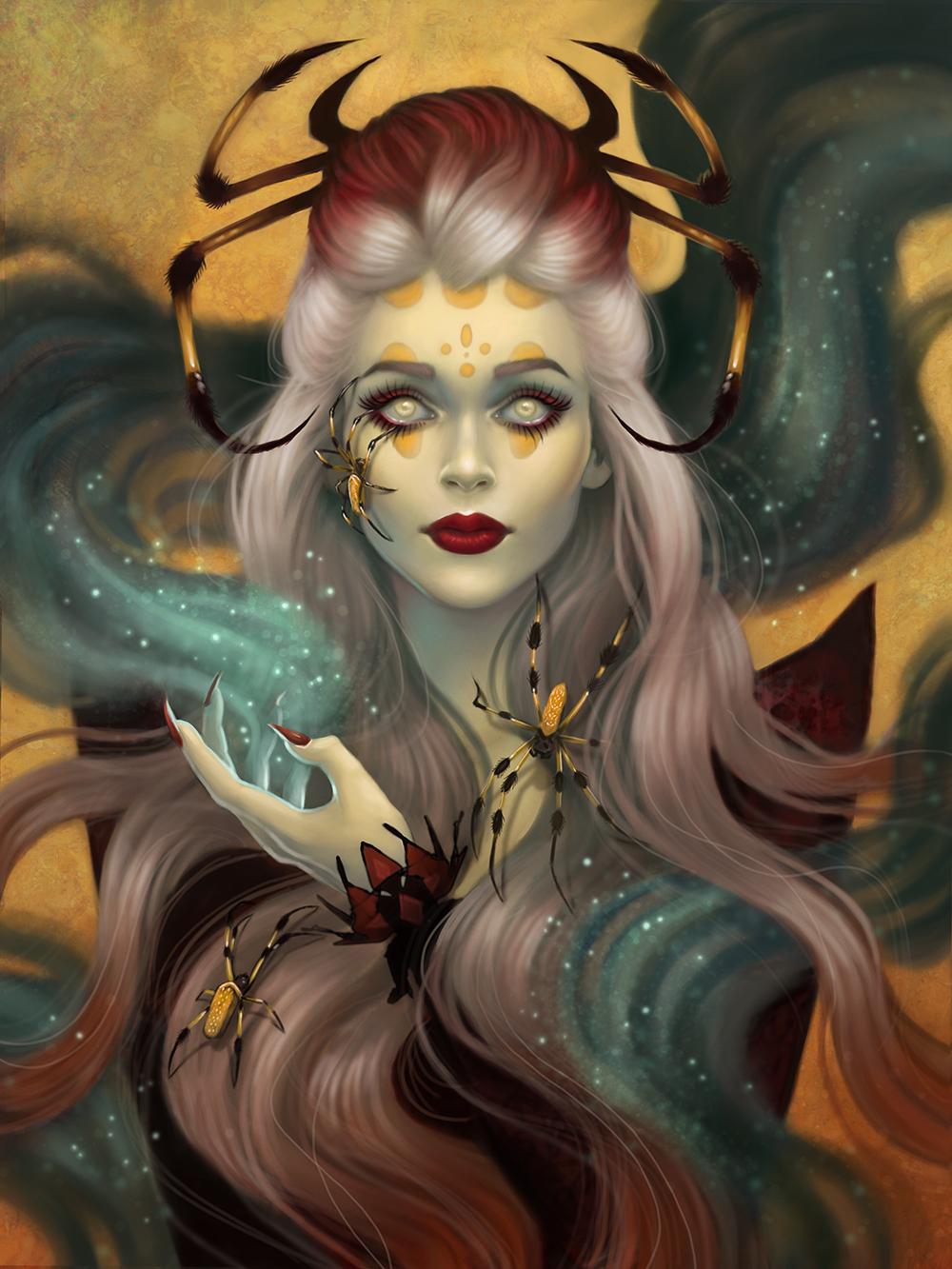 """""""Occulus"""" by Sara Diesel"""