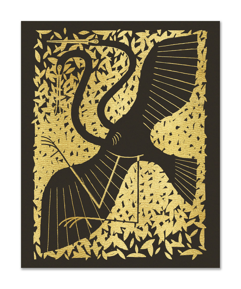 """Here, a Heron"" by Julianna Brion"