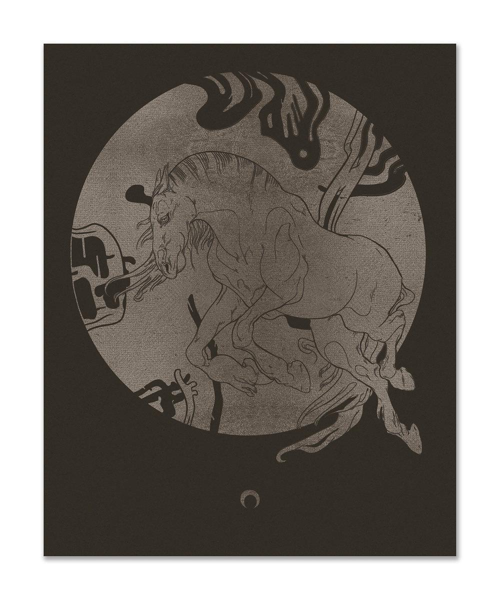 """Epona's Moon"" by Katherine Henri"