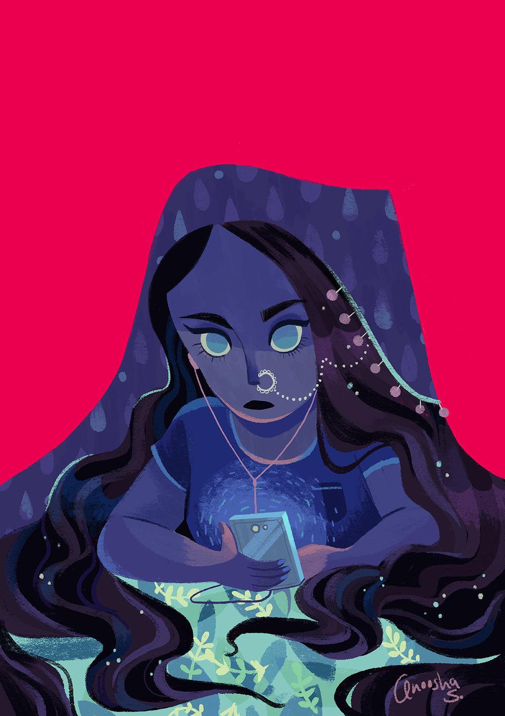 """""""Duality"""" – Anoosha Syed"""