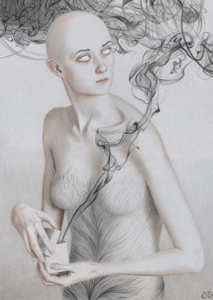 """Pandora"" –  Julia Griffin"
