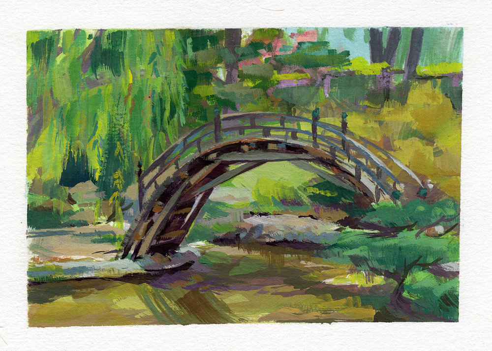 Huntington Gardens Japanese Bridge_4x6.jpg