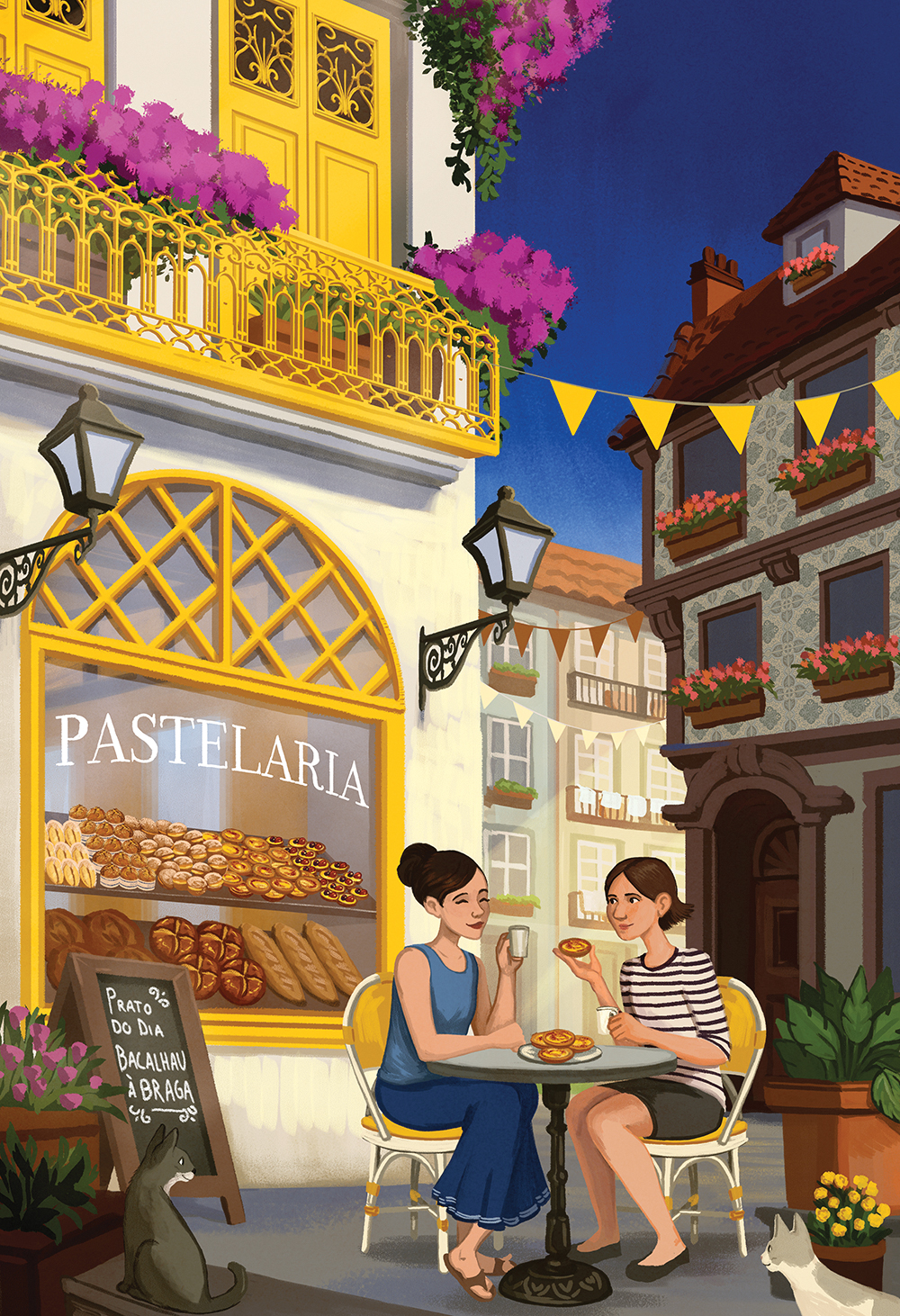 """Pastelaria"" by Erin McGuire"