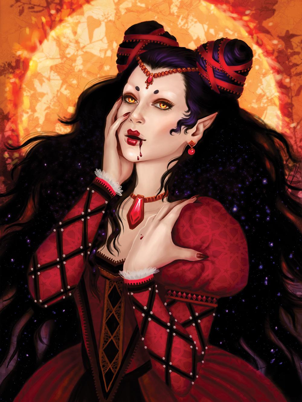 """""""Vampyr"""" by Sara Diesel"""