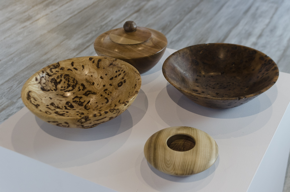 Various Bowls – Jim Nelson