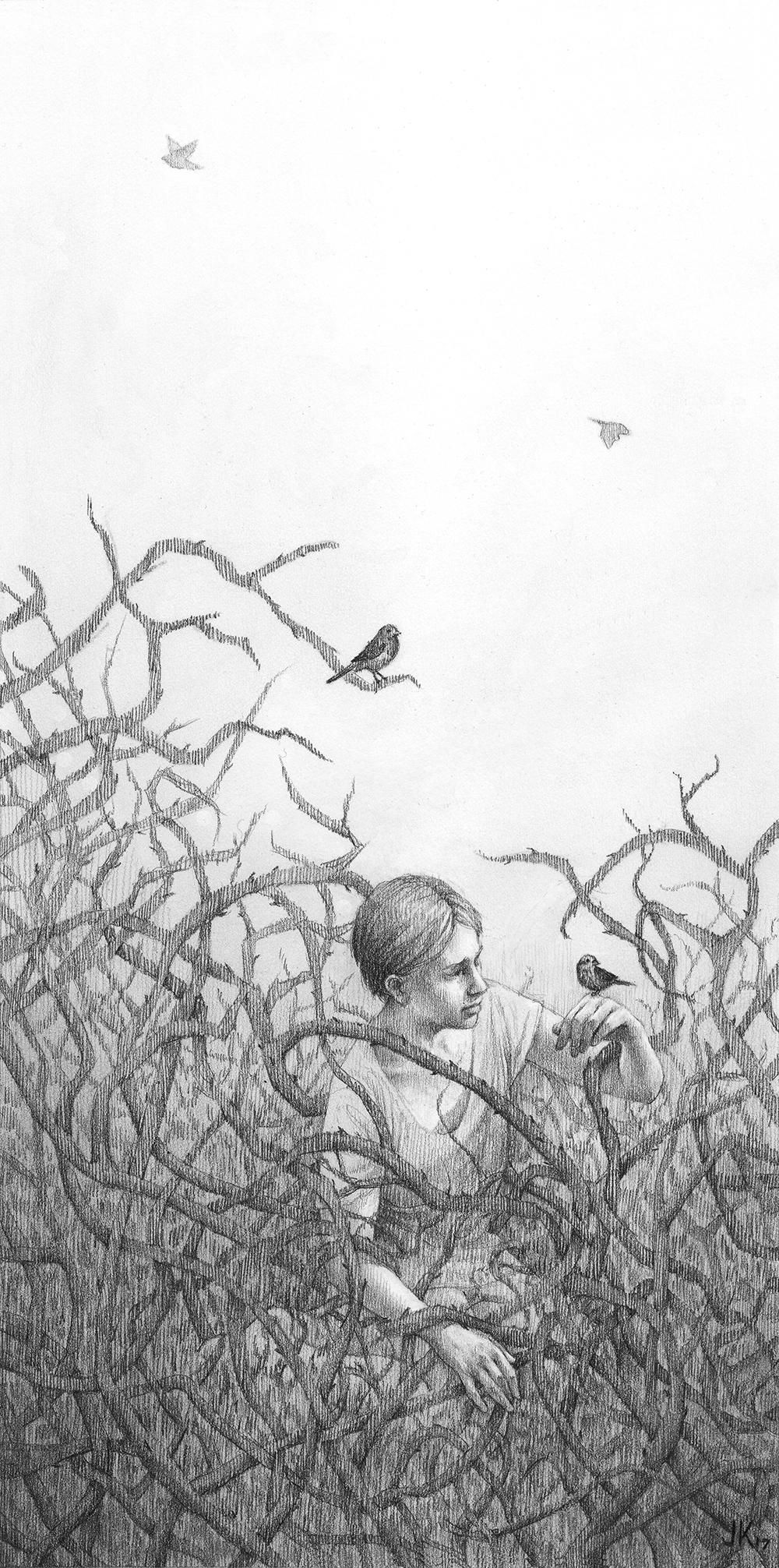 """Camouflage"" by Jenna Kass"