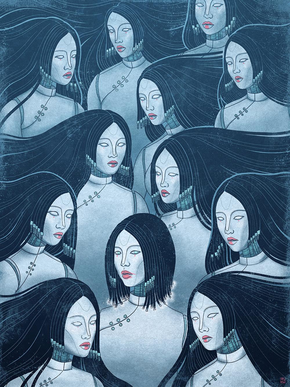 """Awakening"" by Christina Chung"