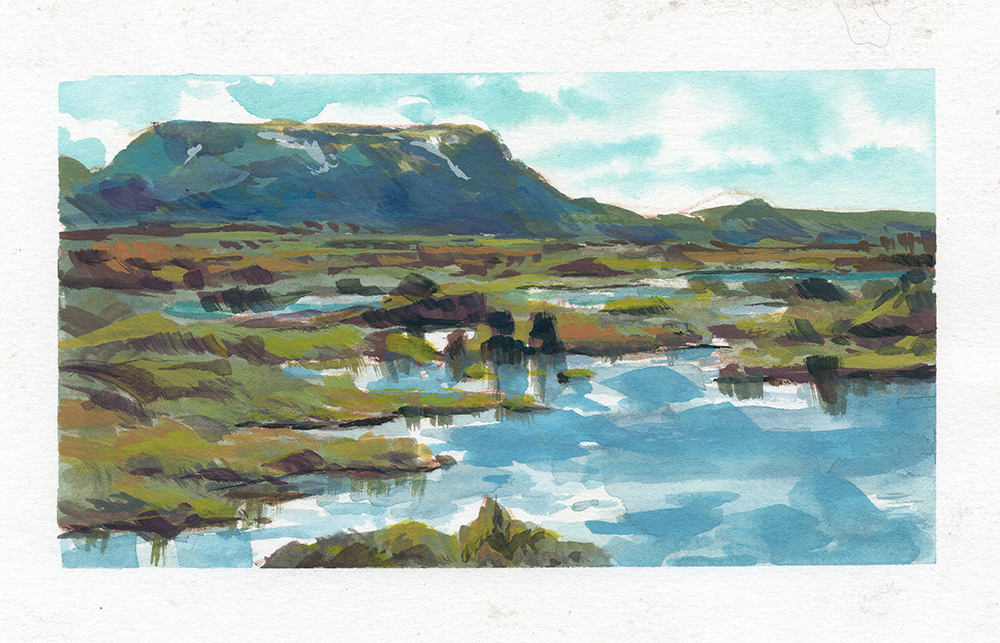 """Myvatn"" by Bill Robinson"