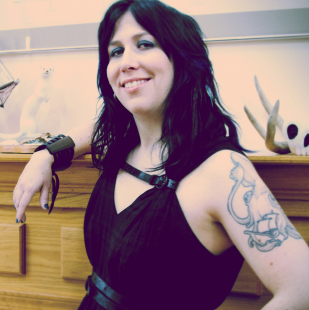 Lana Crooks, Fiber Artist