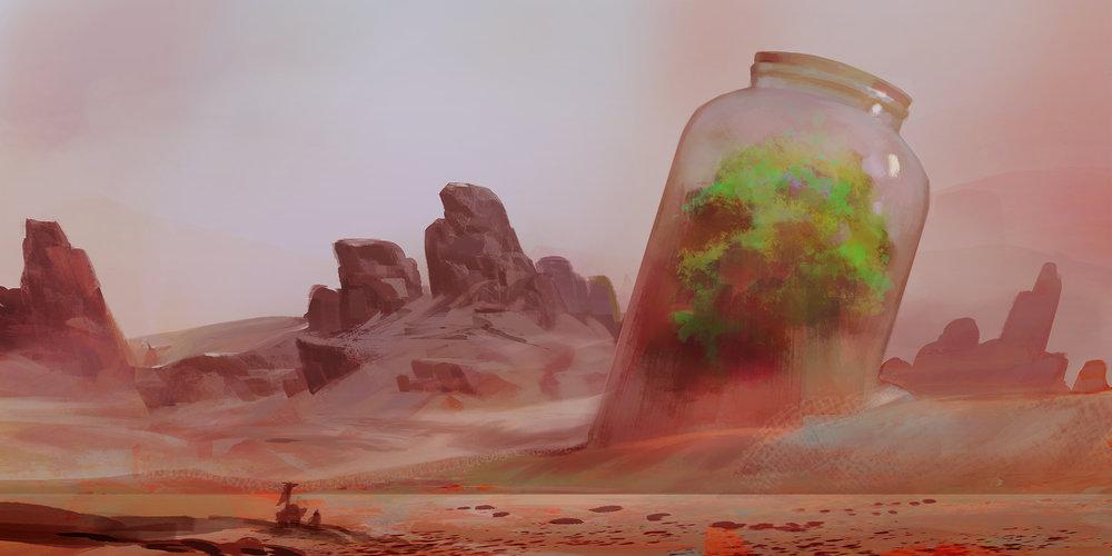 """Vivaria"" by Joshua Zentner"