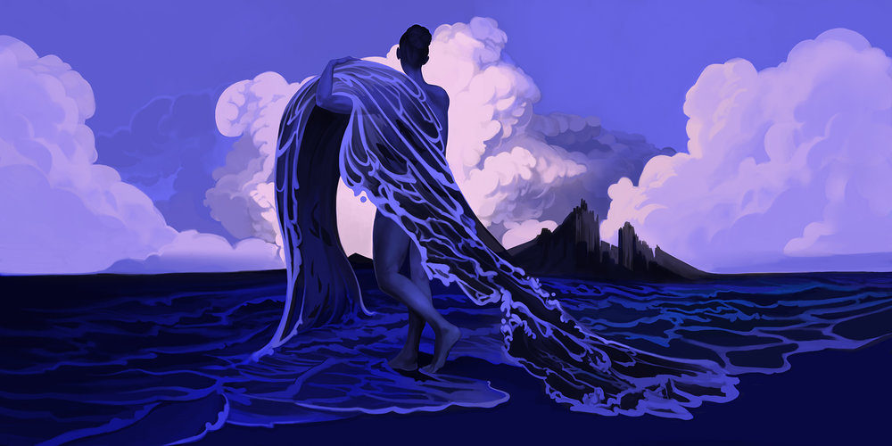 """Shallows"" by Alexxander Dovelin"