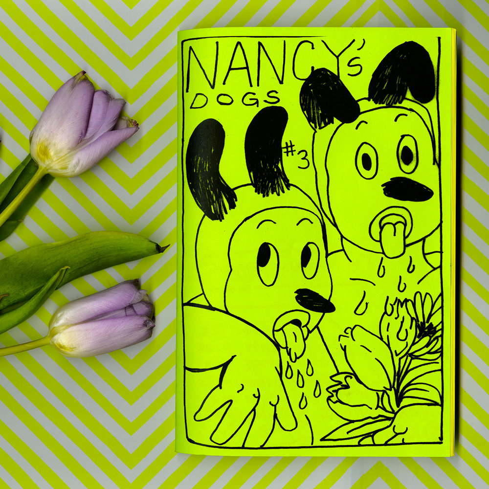 """Nancy's Dogs #3"""