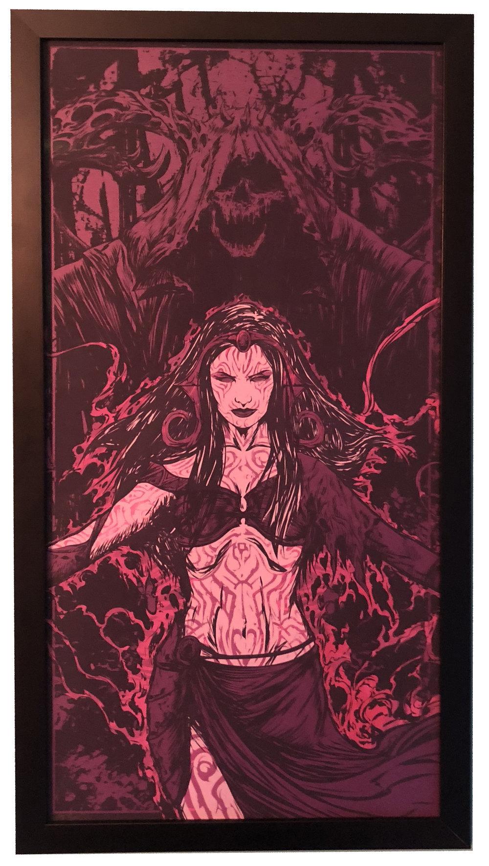 """""""Dark Ritual of Vess"""""""