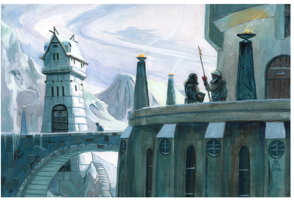 """""""Midwinter Stronghold"""""""