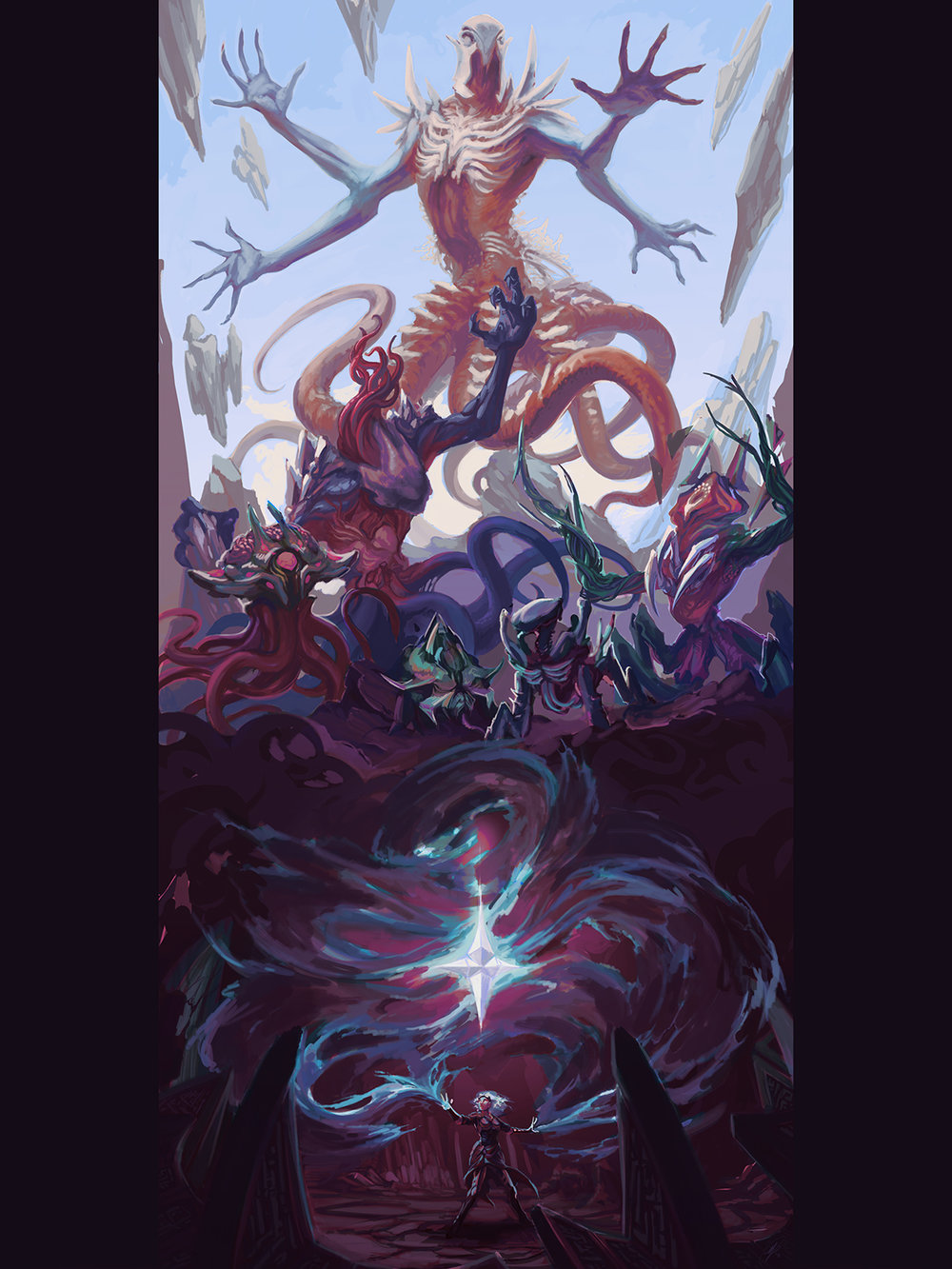 """Rise of the Eldrazi"""