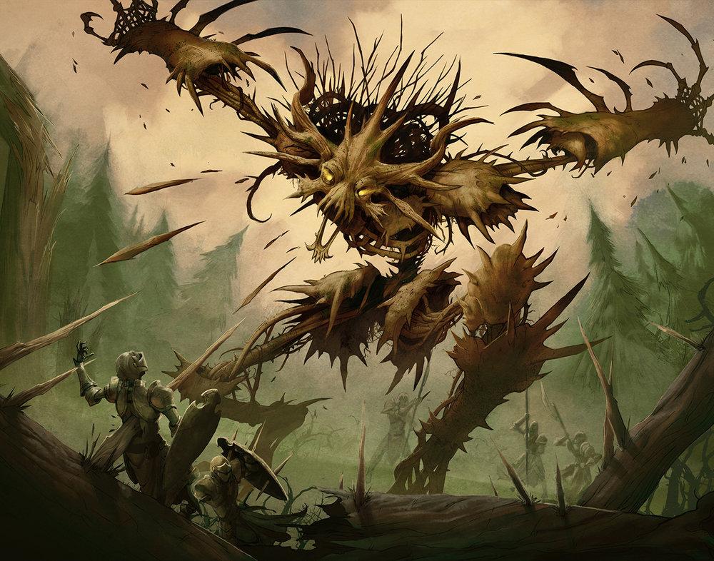 """Thorn Elemental"""