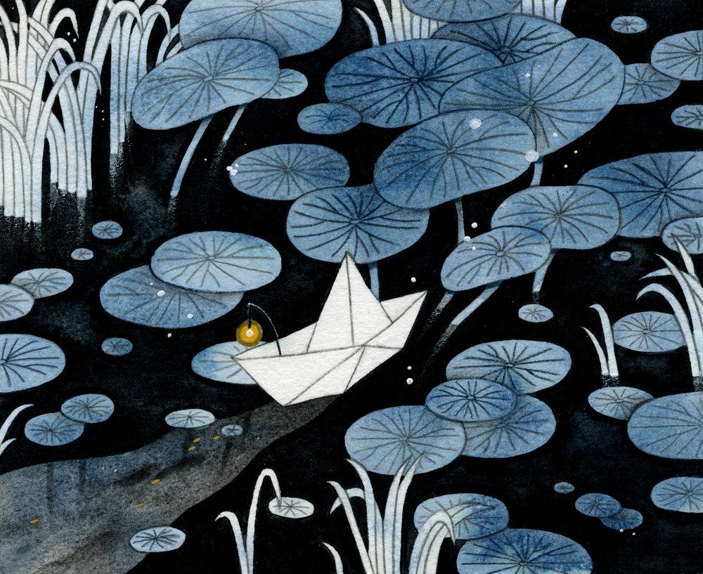 """""""Paper Boat"""""""