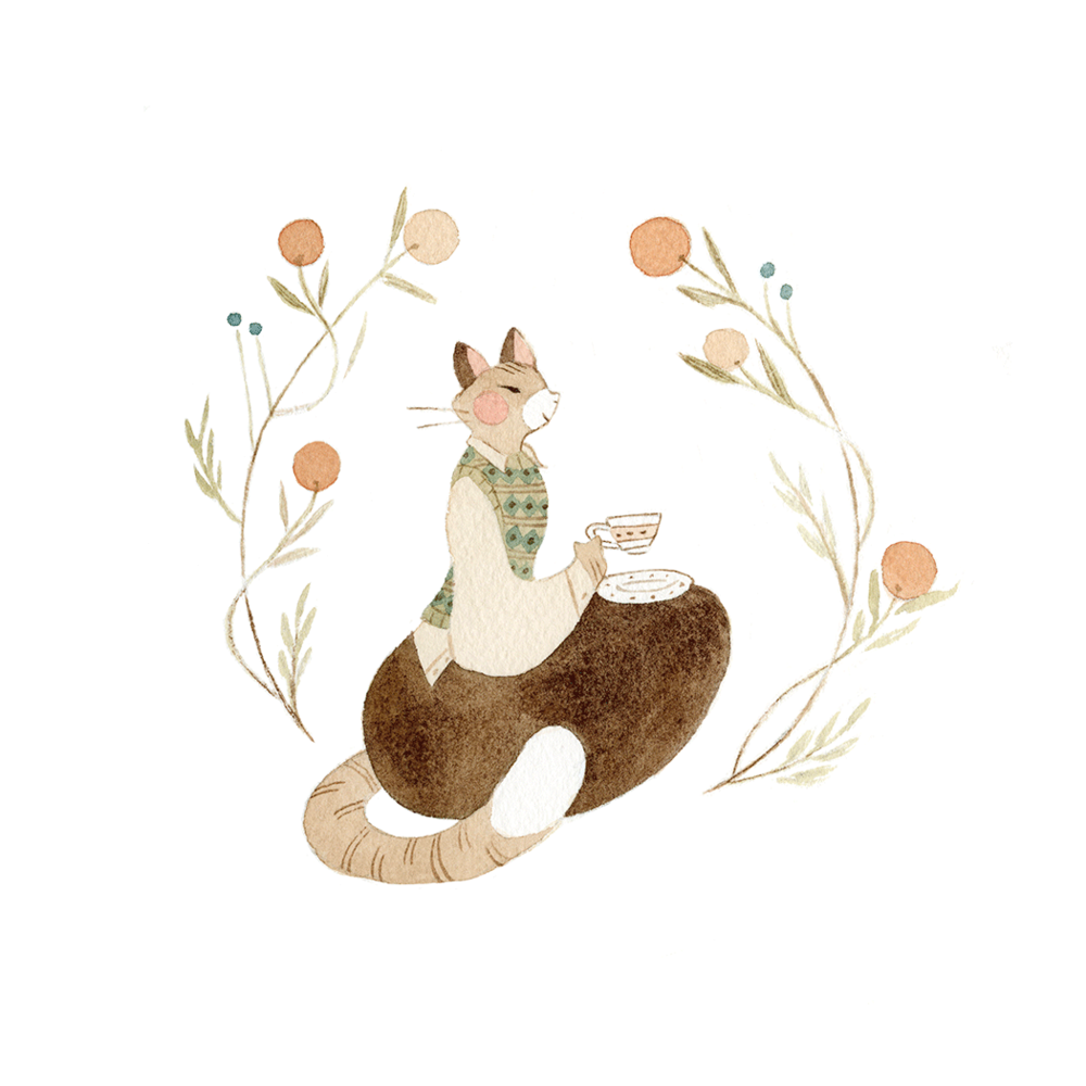 """""""Afternoon Tea"""""""