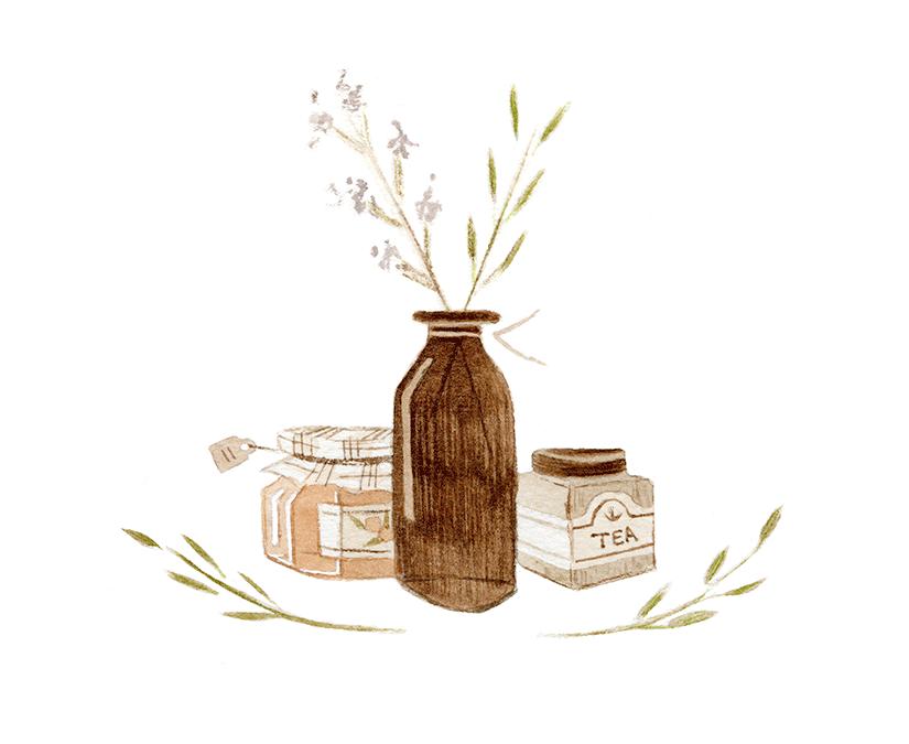 """Marmalade and Tea"""