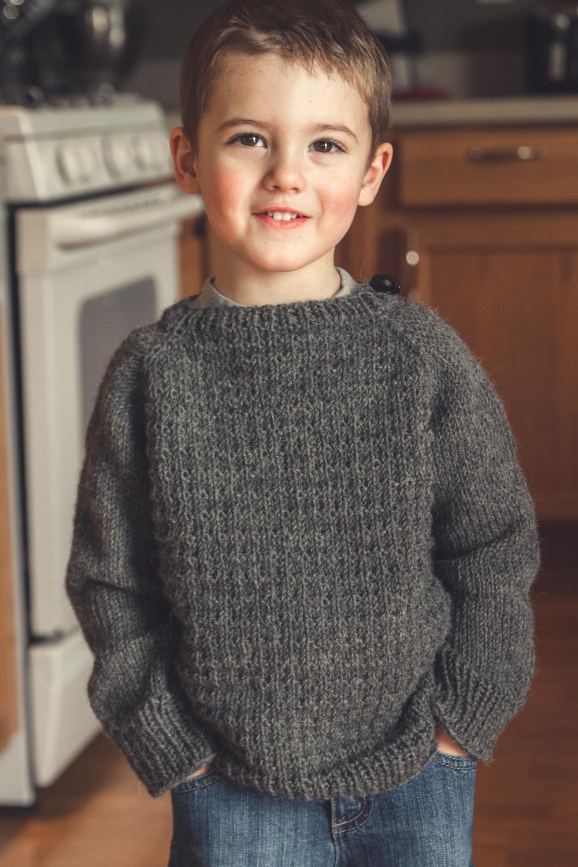 Limepop Sweater, in Berroco Ultra Alpaca