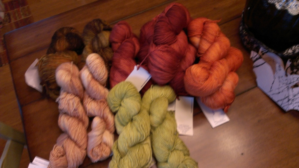 the stash of Malabrigo