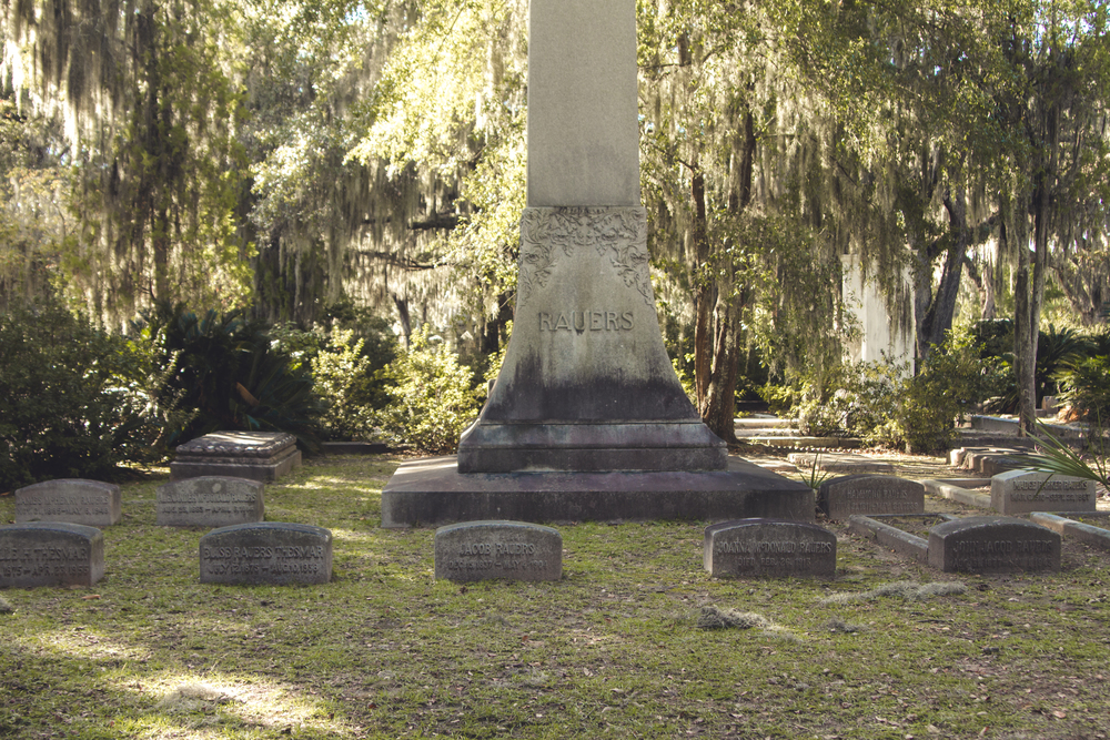 Bonaventure Cemetery-such a beautiful place!