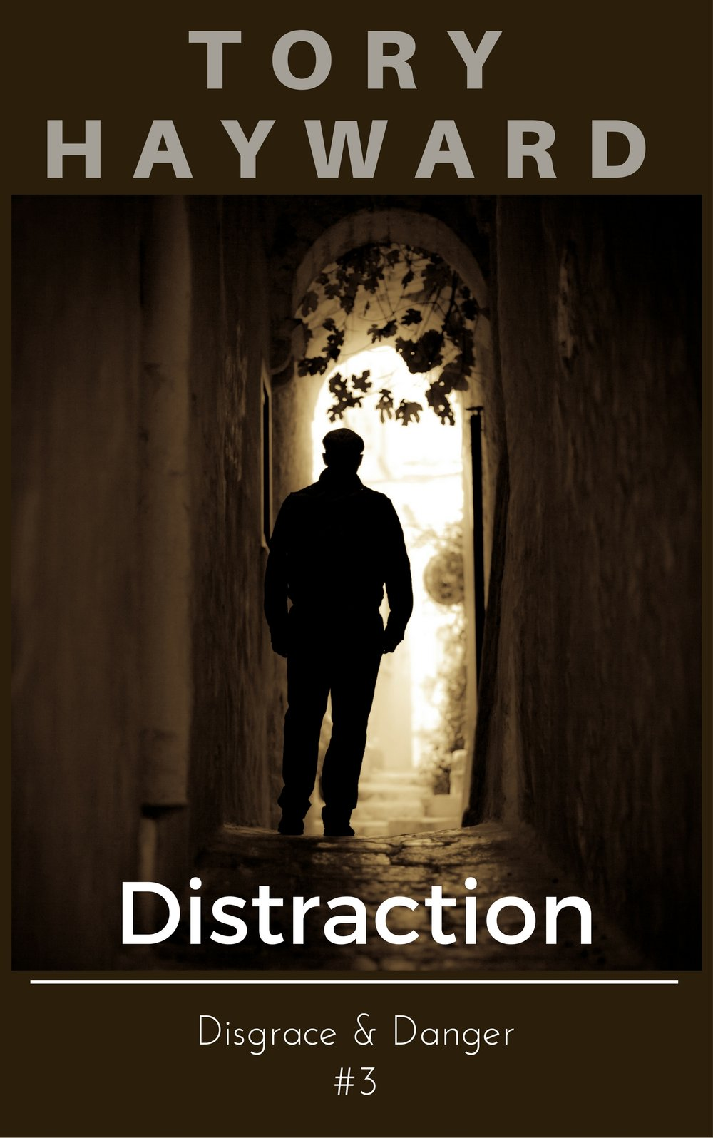 Copy of Disgrace & Danger #3: Distraction