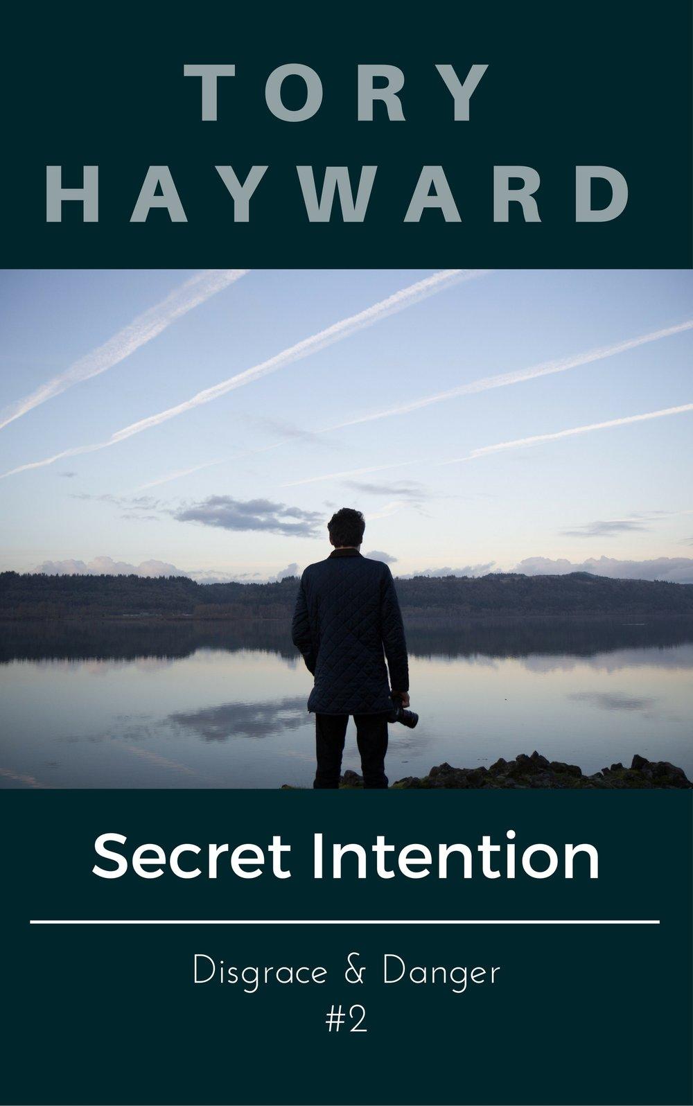 Copy of Disgrace & Danger #2: Secret Intention
