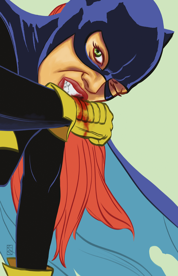 Batgirl: Year One
