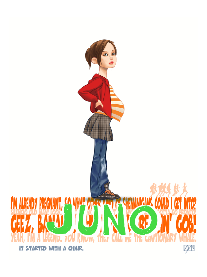 Juno poster design