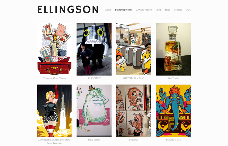 Joshua Ellingson - Illustrator