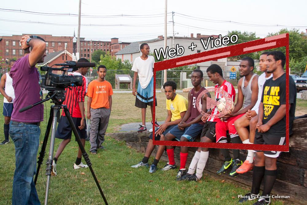 Web + Video