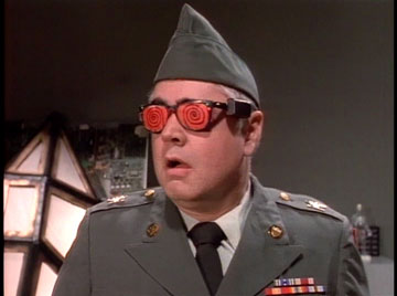 The Google Glass prototypes didn't look that much dumber from the released version.