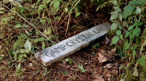 Camp Crystal Laxatives?  That sounds bloodier than I'd like.