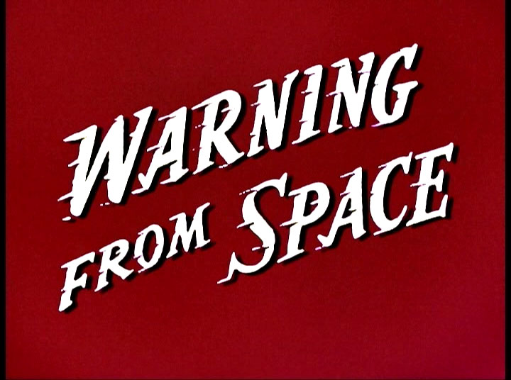 WARNING: Space may be larger than it at first appears.
